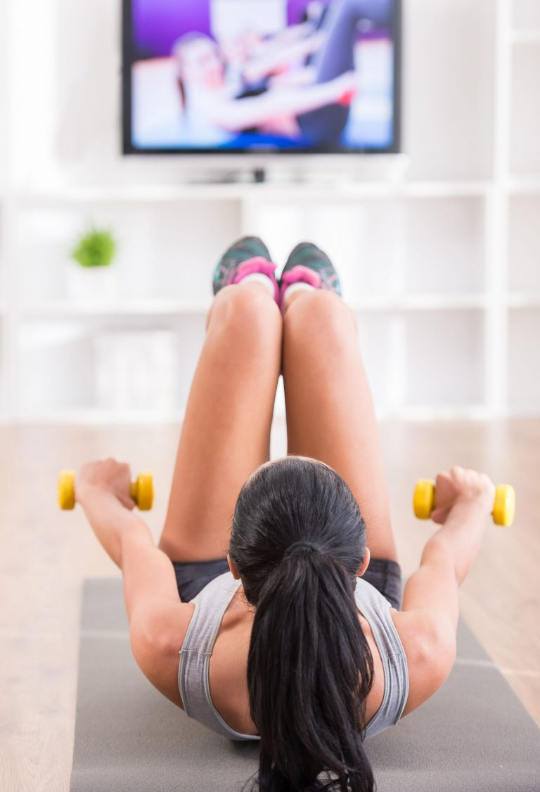 Current Fitness at Home Trends GFMI